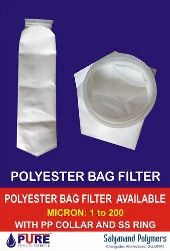 POLYESTER BAG FILTER