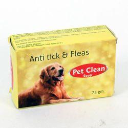 Anti Tick & Fleas Soap