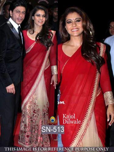 Consider, Kajol latest sarees in bollywood