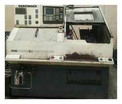 Benziger Linear CNC Turning Machine