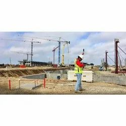 Concrete Frame Structures Commercial Construction Service, in Ahmedabad