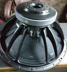 18 BNC 1200 Watt Bass Woofer