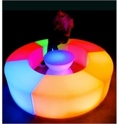 LED Snake Table