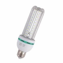 Aluminium LED Corn Light, 12 W