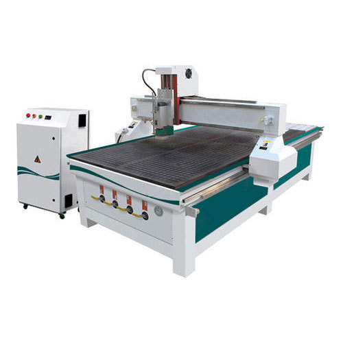 R K Corporation Wood and Acrylic Wood Carving CNC Router, 1300x2500x200mm