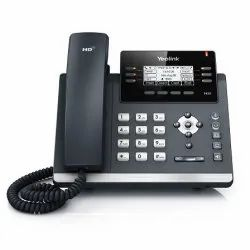 Yealink SIP T42G IP Phone 12-Line Gigabit Phone