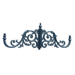 DBR-013 Cast Iron Street Bracket