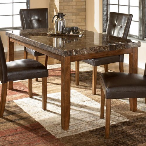 Perfect Interior Decorator Marble Top Dining Table Rs 50000 Set Id 21202265788