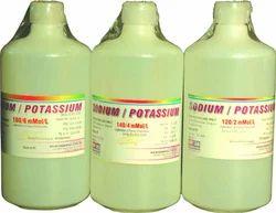Sodium Potassium STD - SC405, SC409, SC413