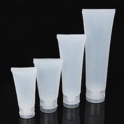 Transparent Cosmetics Packaging Tube