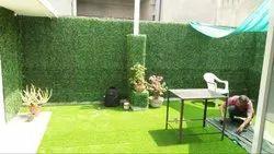 20mm Artificial Wall Grass