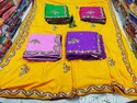Handwork Saree