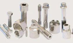Round Head Carbon Steel Fastener, Size: 2 -30 mm