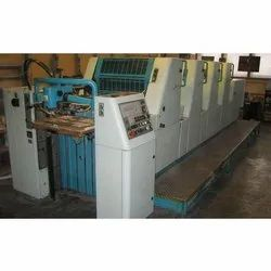 Polly 466 4 Color Offset Printing Machine