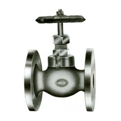 Steam Valve IBR