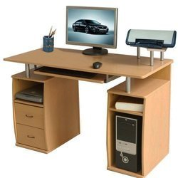 Wooden Computer Tables, Size: Standard Size