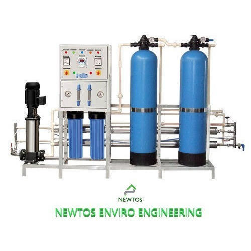SS Powder coating Newtos Commercial RO Plant, 500-1000 (Litre/hour) ,Ultra Filtration Plant