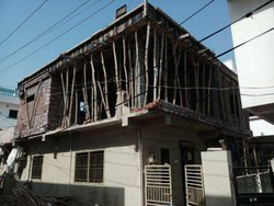 Concrete Frame Structures RCC Work