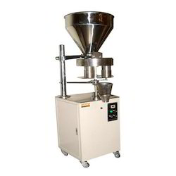 Volumetric Piston Paste Filling Machine