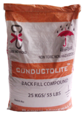 Back Fill Earthing Compound