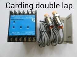 Carding Double Lap Stop Motion Machine