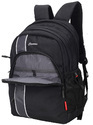 Black Hurricane Casual College Backpack