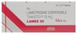 Lamez 25 Tablet