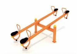 Double Plank Seesaw