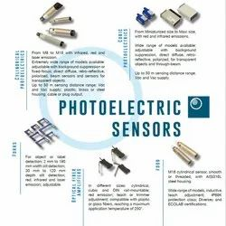 Cubic Photoelectric Sensor