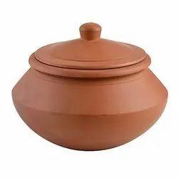 Liberty Brown Clay Biriyani Pot