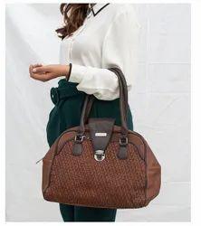 Pic-Nick Dark Brown Bag, Size: 34 x 27 x 13cm