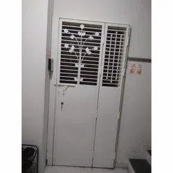 Residential Mild Steel Single Door