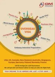 Overseas Visa (USA, UK, Canada, Australia)