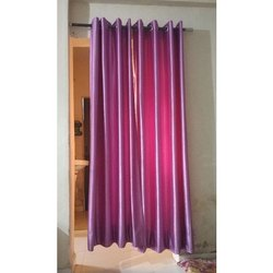 Plain Home Curtain, Size: 52/84 Inches, 70/72 Inches