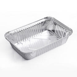 Rectangle Aluminum Foil Containers