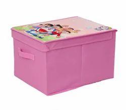 Prettykrafts Doraemon Printed Multi-utility Bag_pink