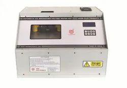 60 KV Insulating Oil BDV Test