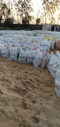 Packed Washed Dry Foundry Sand