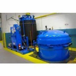 transformer vacuum impregnation plant