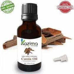KAZIMA 100% Pure Natural & Undiluted Cassia Oil