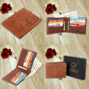 Mens Exclusive Leather Wallet