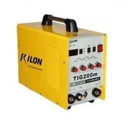 Auto Inverter Based Pulse TIG 200 Welding Machine