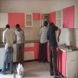 Modular Kitchen Installation Service