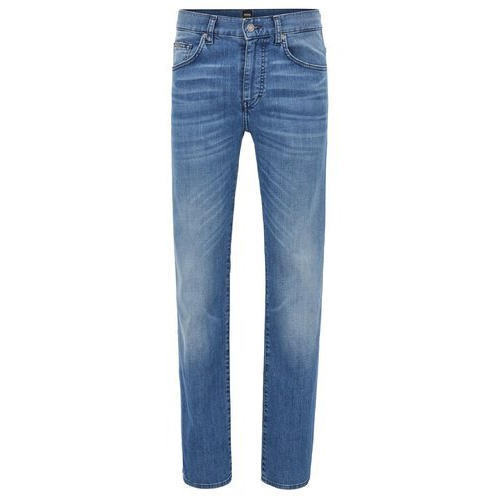 Blue Mens Denim Jeans, Waist Size: 30 And 34