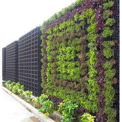 Charmant Decorative Vertical Garden