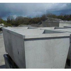Precast Concrete Water Tank