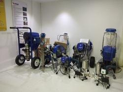 Graco Airless Spray Machine Sales & Service
