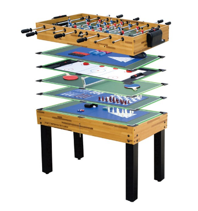 Multi Game Table For Home Play