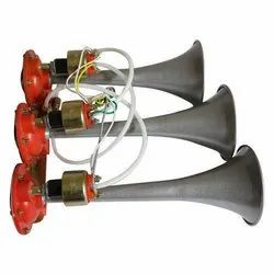 Truck and Heavy Duty Vehicles Only BASURI/® Air Horn 16 Sounds for Bus