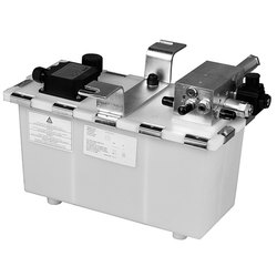 Hydraulic Power Pack with Under-Oil Motor